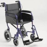 Alu-Lite Wheelchair